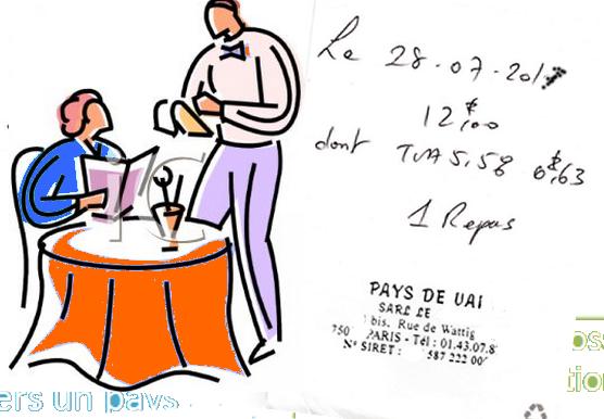 Deductibilite Des Frais De Repas Des Dirigeants D Entreprise Blog