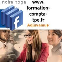 Facebook page formation-compta-tpe.fr