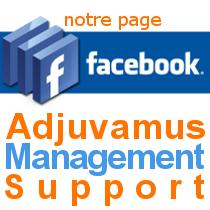 Bouton facebook adjuvamus
